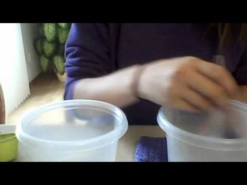 how to make flubber with borax and glue