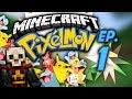 Minecraft Pixelmon PixelLeague Server Ep 1: What am I doing?!