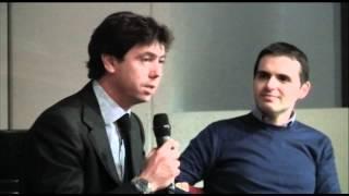 Andrea Agnelli al Sermig - Università del Dialogo