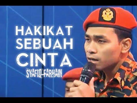 Hakikat Sebuah Cinta (Live) - Syafiq Farhain at MHI (01.05.2017)