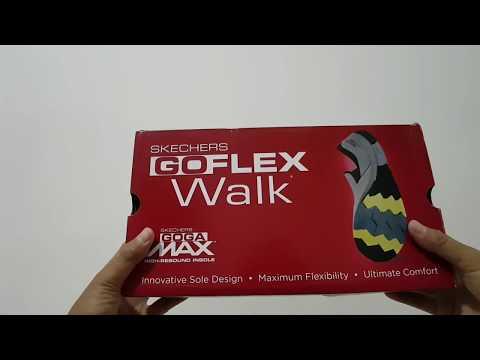 Skechers Go Flex 2 Hitam Indonesia No Sensor 8e307fc487