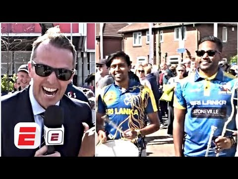 Meet the Papare band following the Sri Lanka cricket team | Cricket World Cup