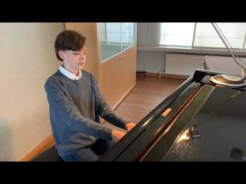 Jong Talent - Young Talent 2021: Ruben Vanderpijpen (piano)