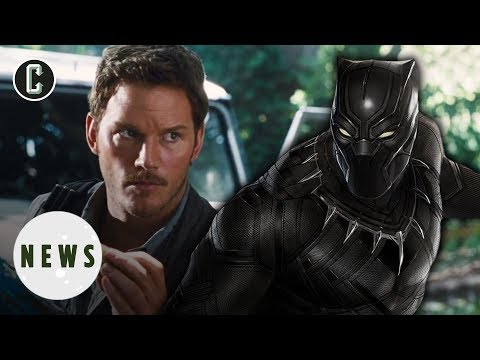 Black Panther Box Office Becomes #4 of All Time Domestically Passing Jurassic World