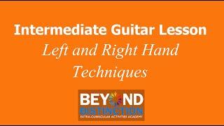 Beyond Distinction Guitar For Kids Intermediate