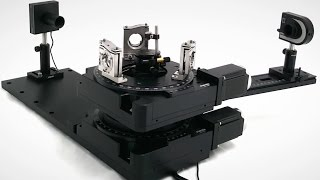 Download Motorized XY Scanning Stage