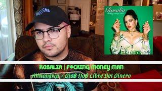 F*CKING MONEY MAN (Milionaria + Dios Nos Libre Del Dinero) || *FIRST LISTEN* in #NewMusicFriday
