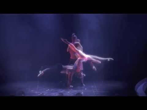 Duet Akrobatyczny Screen & Sound fest. 2017 pokazy akrobatyczne Nashiart