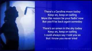 Ian Matthews - Keep On Sailing (+ lyrics 1974)