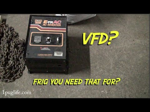 running out of fuel and getting a vfd!