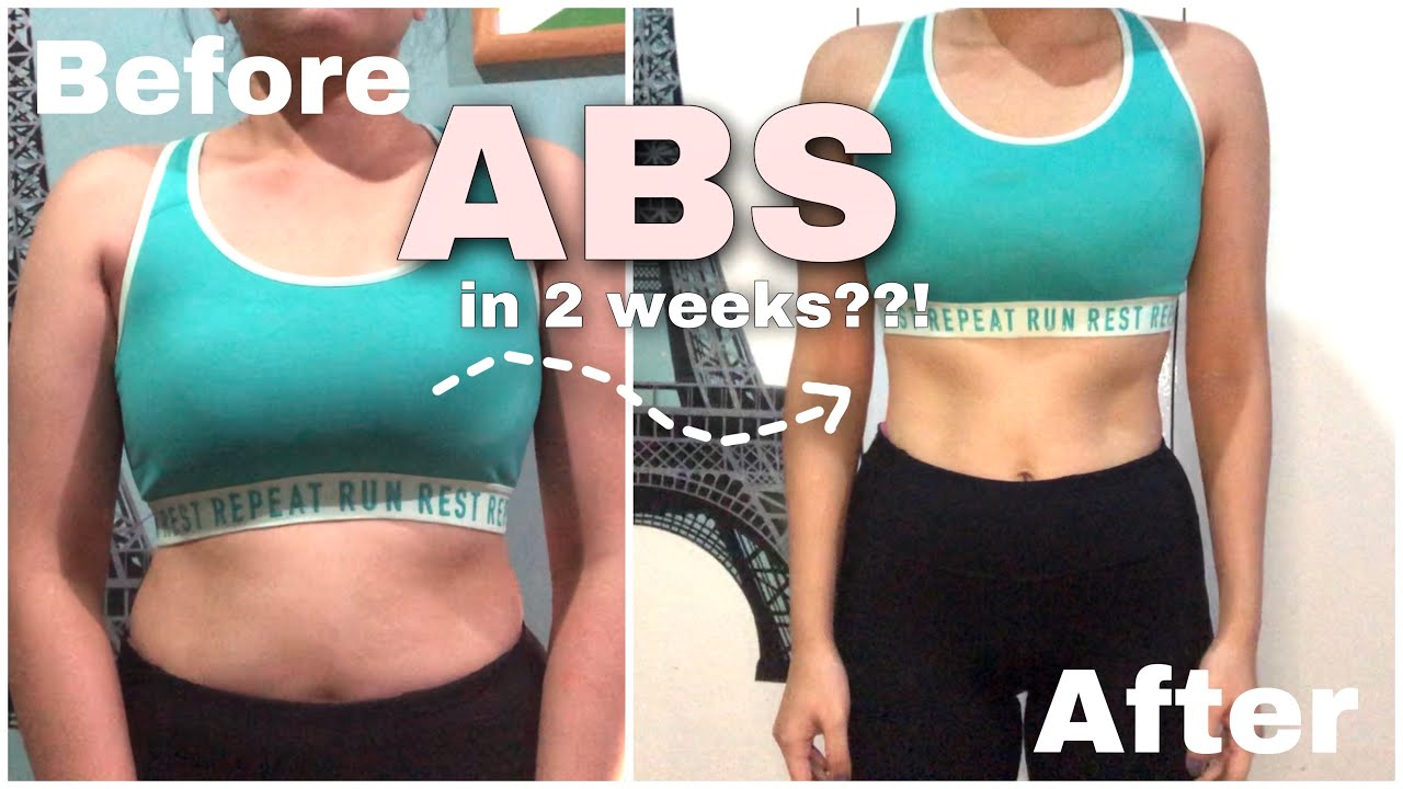 Abs in 2 weeks??! I tried Chloe Ting's Abs Workout ...