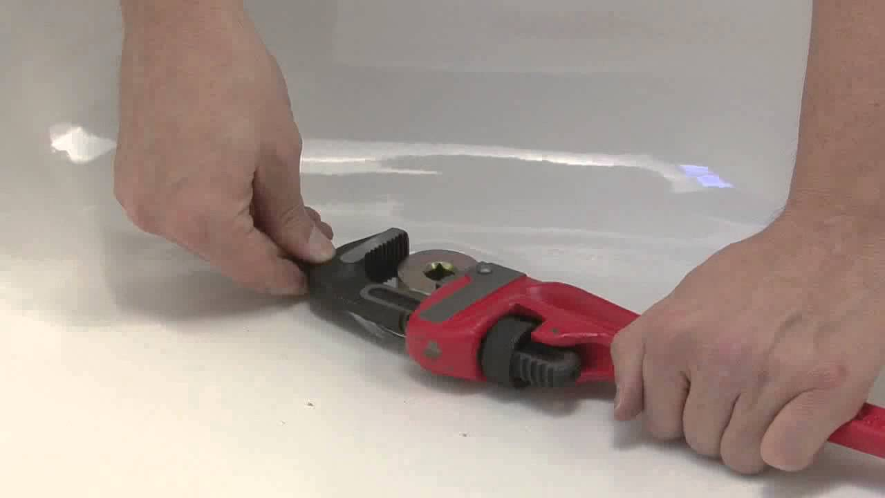photo special without tool tub removal to x how bathtub of a drain undo