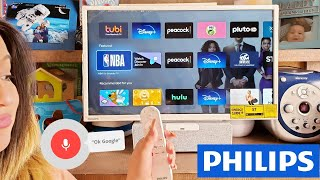 New Philips 24 quot Android Smart TV with Built in Google Assistance - First Impression amp Honest Review