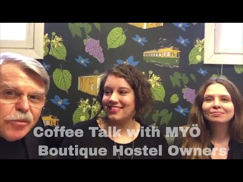 Meet the Founders of MYÖ Boutique Hostel