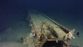 Microsoft co-founder Paul Allen's team finds sunken WWII battleship