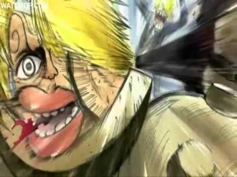 Sanji vs Duval English Subbed One Piece | Part 2 - YouTube