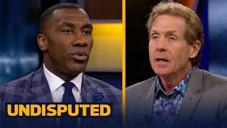 Skip and Shannon react to Michael Crabtree's fight with Aqib Talib | UNDISPUTED