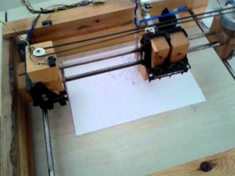 How to build a Plotter?