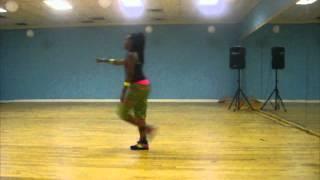 "Zumba® Fitness with Ashley (""Zumbafied"")  ""Sweet Girl"" (Tulsa Shock Official Choreography )"