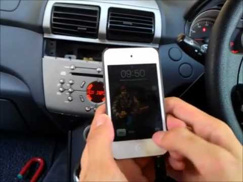 Installation of aux in cable  persona, gen2 Blaupunkt radio  YouTube