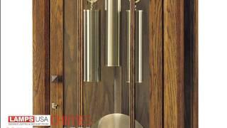 Howard Miller | Greene Grandfather Clock Heritage Oak 610-80