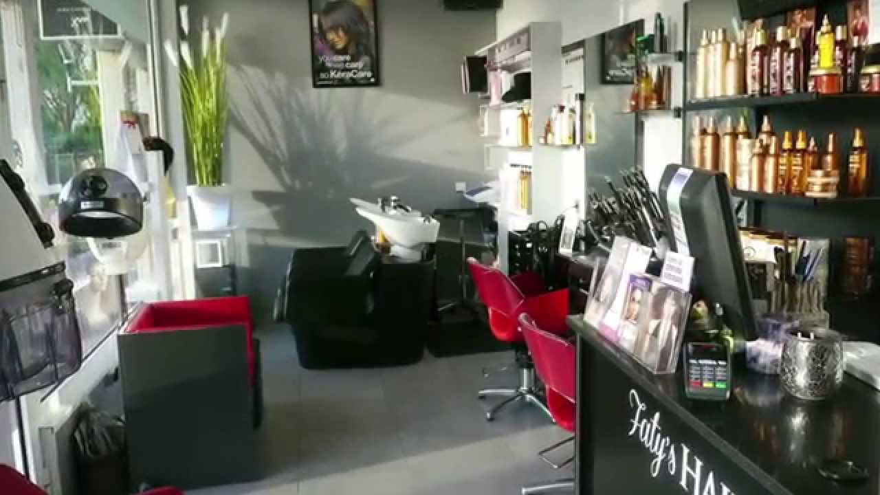 Salon de coiffure afro europ en fatys hair 2 youtube - Niwel salon de coiffure ...
