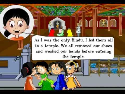 Place for Worship: Temple - CBSE Class 2 EVS - YouTube
