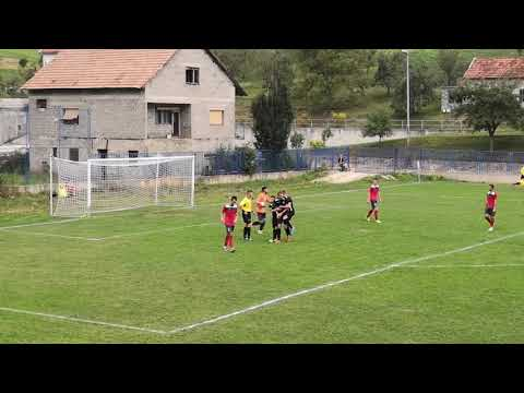 HNK Rama vs  HNK NEUM 0 1 penal