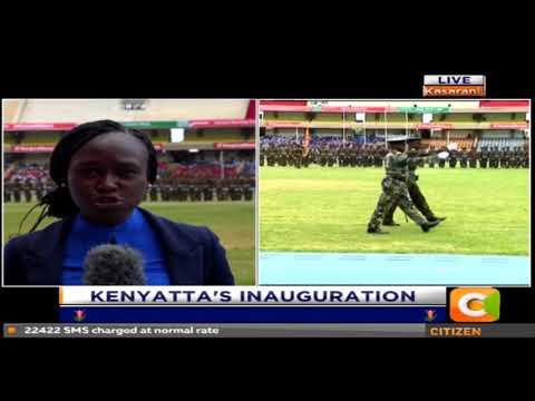 Citizen Extra : Kenyatta's Inauguration