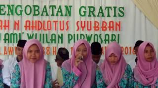 Video Astaghfirullah (Kelangan) & Ya Rasulallah (Camelia) - Annabawy download MP3, 3GP, MP4, WEBM, AVI, FLV April 2018