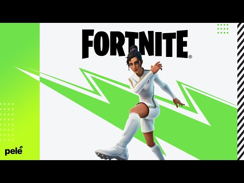 Pelé 'Air Punch' Emote Coming to Fortnite