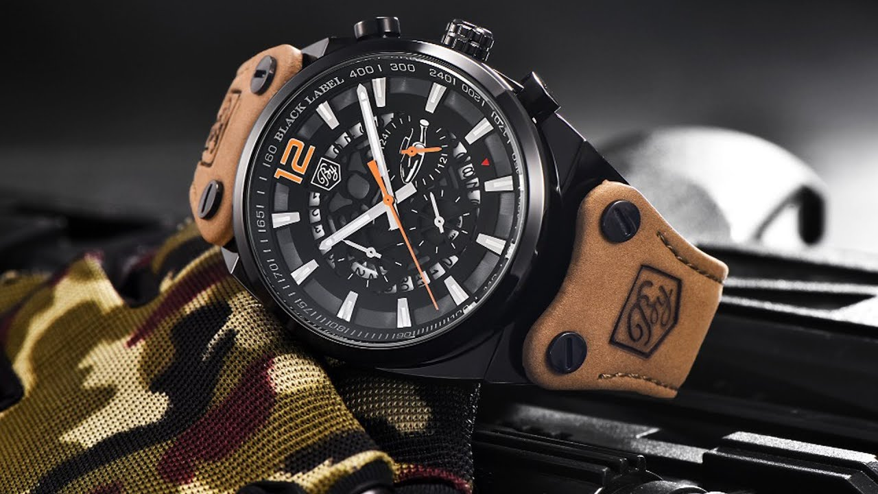 4901d8fdbd4 Fashion Brand Military waterproof Quartz Watch Clock - YouTube