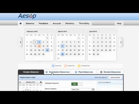Aesop Training Video for Employees