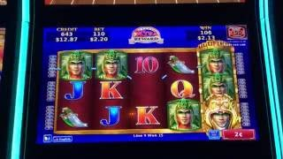 WILD AZTEC SLOTS MACHINE 💰 LIVE SLOTS GAME PLAY 💰 HARD ROCK CASINO TAMPA