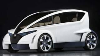 2009 Honda P-NUT Concept Videos