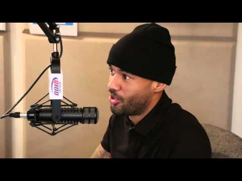 Adam Bomb Interviews Mr Probz