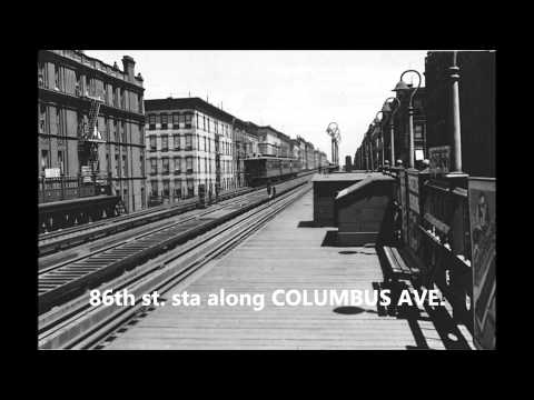 THE 9TH AVENUE EL  in pictures