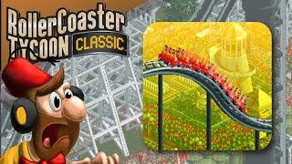 Rollercoaster Tycoon Classic - IOS/Android Overview
