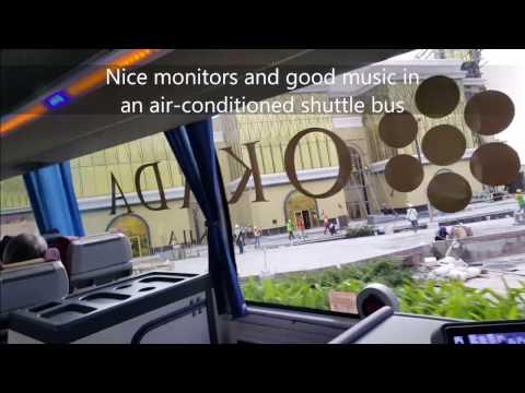 Okada Manila Shuttle Bus Service