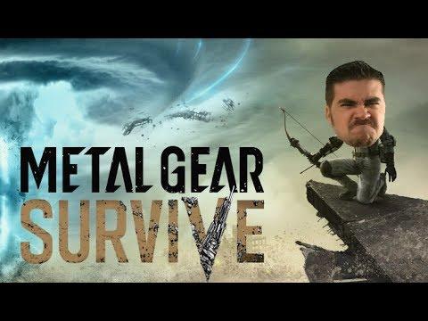 AJ Plays Metal Gear Survive! [Beta Impressions]