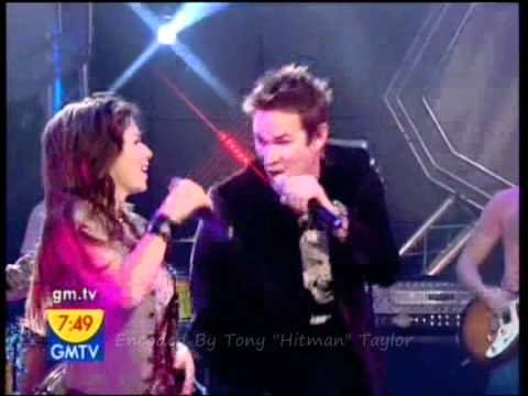 Shania Twain & Mark Mcgrath Party For Two