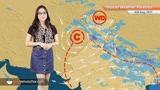 Weather Forecast for Aug 2: Rain in Delhi, Mumbai, Kolkata; Hyderabad, Chennai, Bengaluru to be dry