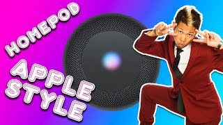HomePod Apple Style (Lyrics Video) - Gangnam Style (강남스타일) Parody