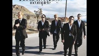 Backstreet Boys - Incomplete - Karaoke Ultrastar