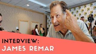 COMIC CON 2018 | James Remar Talks 'Black Lightning'