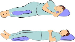 Tips to get Pressure Off Nerve While Sleeping with Low Back Pain and Sciatica / Dr Mandell