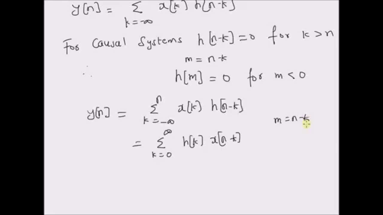 Signal and system i causality roc for n < 0 causal all z -n terms.