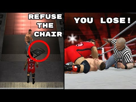 8 Ways WWE Games Punished YOU For Being A Good Guy