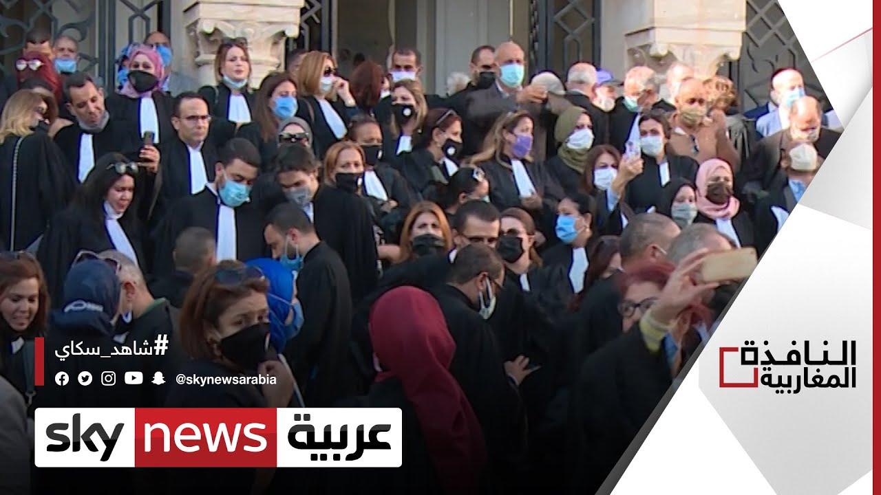 القضاء التونسي يستنكر دفاع الغنوشي عن نبيل القروي | النافذة المغاربية  - نشر قبل 7 ساعة