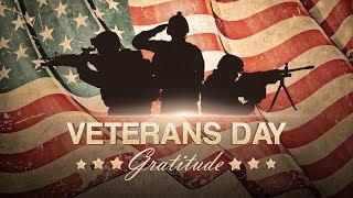 Harrisburg High School Veterans Day Program 2018
